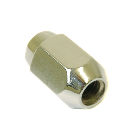 GEM CHROME LUG NUT, 12X1.5