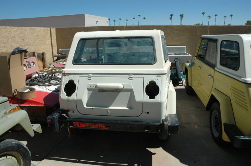 73 VW THING FOR SALE