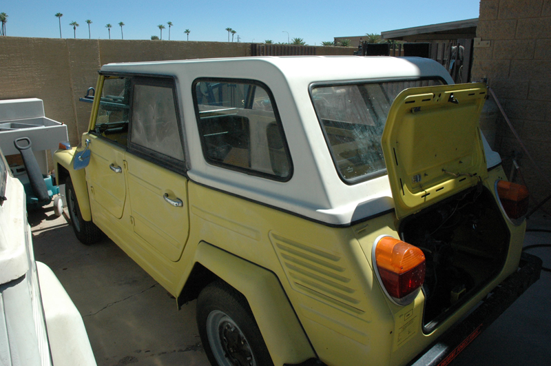 VW THING TYPE 181 FOR SALE