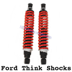Ford Think Adjustable Shock Absorber