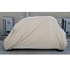 GEM CAR CUSTOM FIT 4 PASS CAR COVER, TAUPE