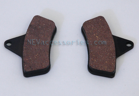 GEM BRAKE PAD SET OF 2