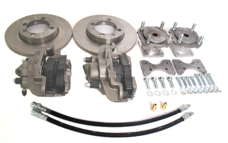 GEM CAR DISC BRAKE KIT