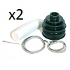 GEM CAR HALF SHAFT BOOT KIT INNER AND OUTER, FITS 2005-2012