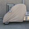 GEM CAR TRUCK CAR COVER, CAB ONLY, TAUPE