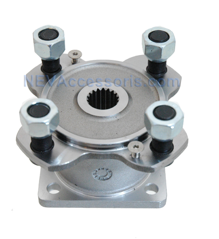 FORD THINK NEW HUB ASSEMBLY WITH BEARINGS