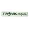 THINK DECAL SET OF 2