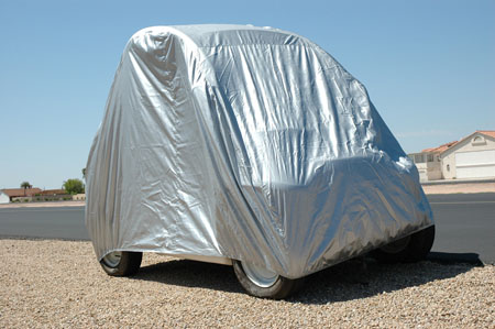GEM CAR COVER LT WGHT - 4 PASS