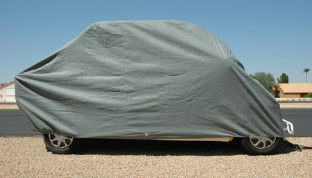GEM CAR GARAGE CAR COVER FITS 4 PASS