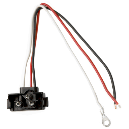 gem long bed tail light wire harness